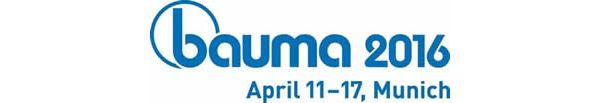 2016年德国国际工程机械展览会 BAUMA2016