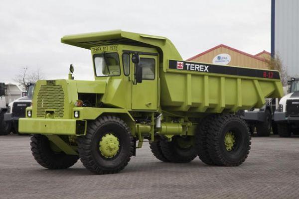 修复1973年的Terex R17