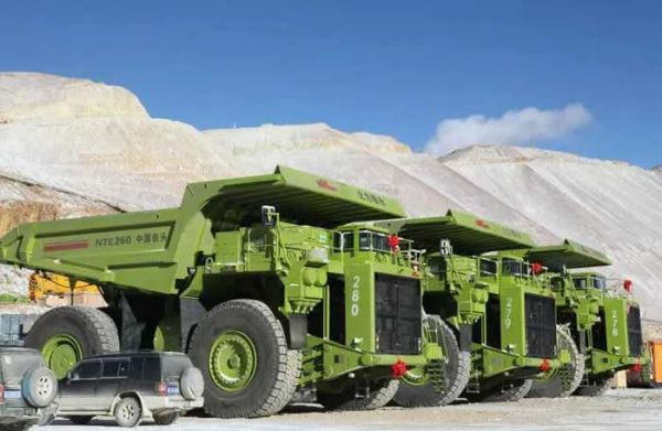 北方股份获澳洲市场近10亿元矿车合同